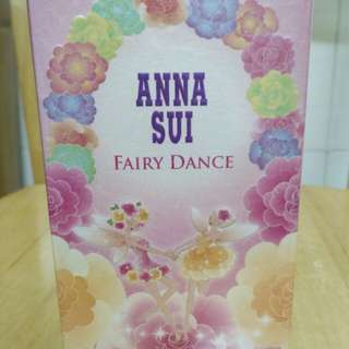 現價$199  全新Anna sui fairy dance 30ml