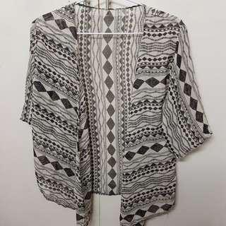 aztec kimono