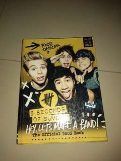 5 Seconds of Summer - 5SOS Hey Let's Make a Band