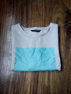 Penshoppe Statement Crop Top
