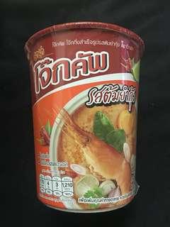 泰國冬蔭公粥