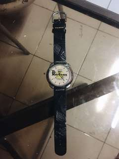 Doctor marteen clssic watch x sekonda