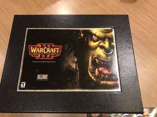 Warcraft reign of chaos - collector's edition
