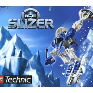 LEGO SLIZER ICE