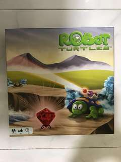 ROBOT TURTLES CODING BOARD GAME FOR KIDS