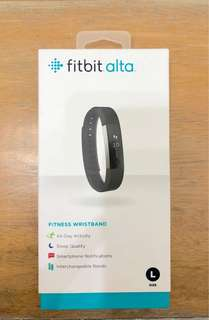 Fitbit Alta Large - black