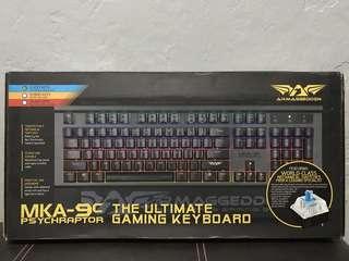 Armageddon Keyboard Wired USB MKA-9C Psychraptor