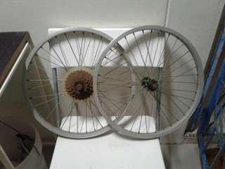 20inch wheel rim and hub