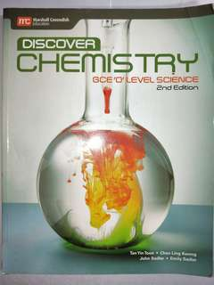 Discover Chemistry GCE O Level Science 2nd Edition