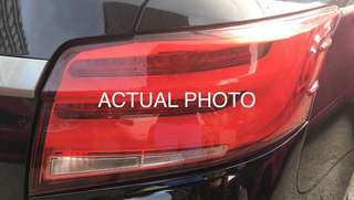 Toyota Vios Red Smoked Vland Taillight Right only