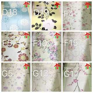 #014 Wallpaper  (More designs inside!)