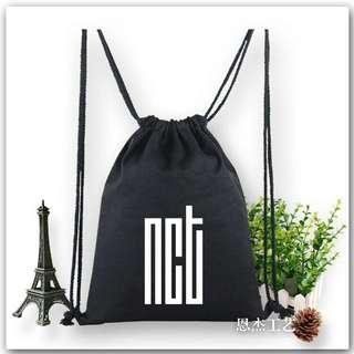 NCT/BLACKPINK/RED VELVET STRING BAG