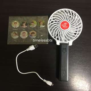 BTS Army Fan (Official Summer Package 2017)