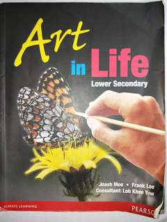 Art In Life Lower Secondary Textbook