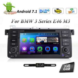 BMW E46 Android DVD Player(CLEAR STOCK/FREE CAMERA)