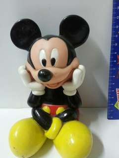 Mickey mouse coin box