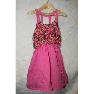 Snoopy Dress Pink for Kids