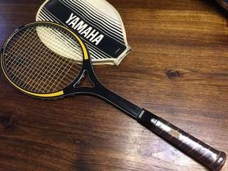 Vintage YAMAHA composite tennis racket  | Made in Japan