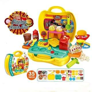 Cinema Snackbar Playset (Bowa Dream The Suitcase)