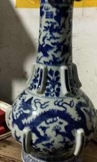 明代青花瓷