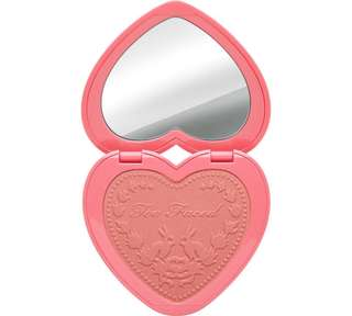 Authentic Too Faced Love Flush Blush Blusher - Love Hangover Pink