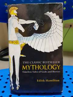 The Classic Bestseller Mythology by Edith Hamilton