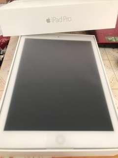 原裝 ipad pro9.7吋銀色 wifi板 全新無用過