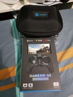 RARE! BNIB GameSir G5 + BNIB GameSir G5 Casing