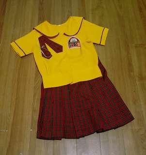 Inocencio School Preschool Uniform (2pairs)