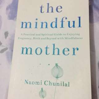 The Mindful Mother - Naomi Chunilal