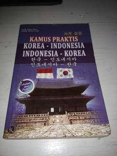 KAMUS BAHASA INDONESIA - KOREA