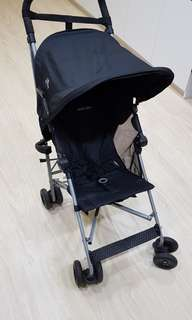 MacLaren light weight stroller