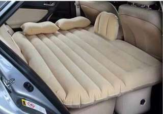 #043 Car Airbed with Pump