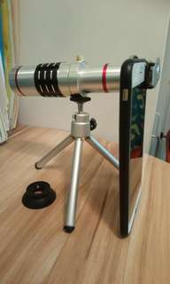 Telephoto Lens for Mobile Phone 手機遠拍鏡