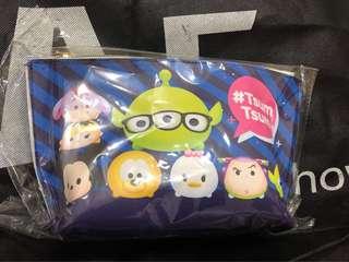 🚚 TsumTsum化妝包收納包