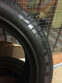 tayar / tyres PIRELLI 205 55 16 ori made in brazil 2pcs