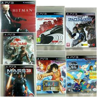 Ps3 Games Game