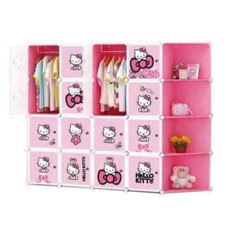#043 Hello Kitty 16cubes