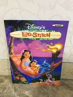 Preloved book disney buku majalah lilo and stitch