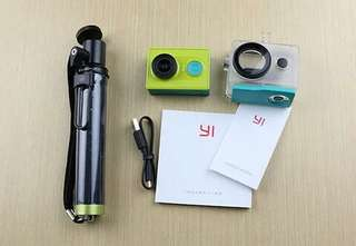 Action Cam Yi 1