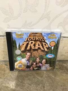 Preloved VCD disney original tourist trap