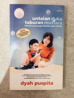 BOOK: Untaian Duka Taburan Mutiara (kisah ibu penyandang anak autis)