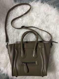 Celine inspired bag
