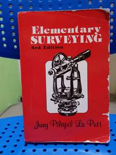 Elementary Surveying 3rd Edition by Juny Pilapil La Putt