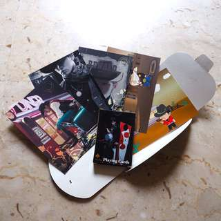 Jay Chou Playing Cards and Post Cards