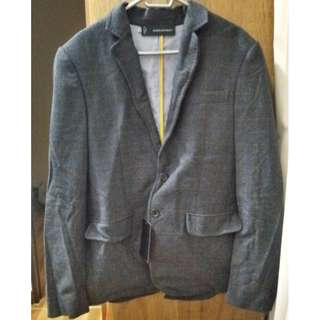 DSquared2 Men's Blazer - EU48 - Grey