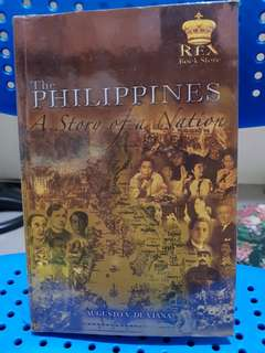The Philippines: A Story of a Nation by Augusto V. De Viana