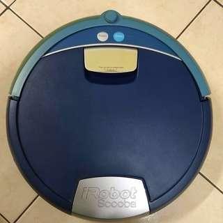 [HOT DEAL] iRobot i-Robot Irobot I-robot irobot i-robot Scooba Scuba Floor Washing Machine 350