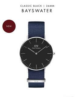 RAYA SALE!! Daniel Wellington Bayswater & Roselyn