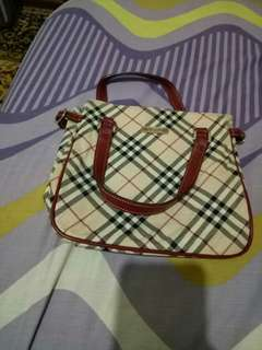 Burberry bag(petite size only)